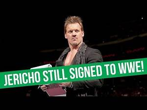 Chris Jericho Still Under WWE Contract Despite Upcoming Omega Match