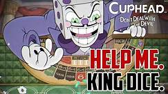 Cuphead : How to Beat King Dice Boss
