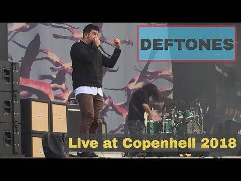 Deftones Live 👊 Kimdracula, Battle-axe and Diamond Eyes @ Copenhell 2018