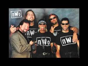 THE RANT 001 nWo WWE Hall of Fame Induction Is Of the 2002 WWE Version, Not the 1996 WCW Version