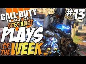 Call of Duty: Black Ops 4 - Top 10 Plays Of The Week Specialist #13 (BO4 Multiplayer Montage)