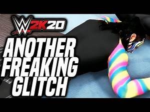 """Virtual Reality"" Glitch in WWE 2K20"