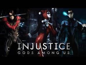 Nightwing and Harley Quinn Challenge - Final (Injustice)