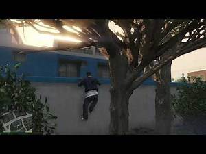 Gta V - Secret Weed Stash Location 1 & 2 | Barry's Secret Mission (Story Mode)