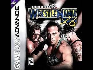 WWE Road to Wrestlemania X8 (Nintendo Game Boy Advance) - Royal Rumble