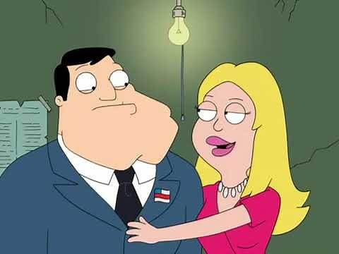 American Dad - Rapture's Delight # 01