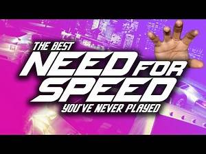 The Best NEED FOR SPEED GAME You've NEVER PLAYED! 🏆