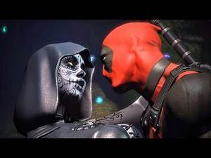 For See No Evil: Wade Gets 2nd Mutant Spirit for Death (Deadpool Game)