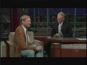 Jason Randal Late Night David Letterman #3