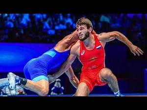 The Top 3 Wrestlers in the World at 61 Kilograms
