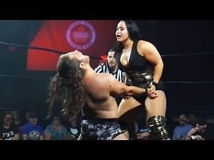 [Free Match] Jordynne Grace v Joey Janela | Beyond Wrestling (SMASH #NorthernTournament) Intergender