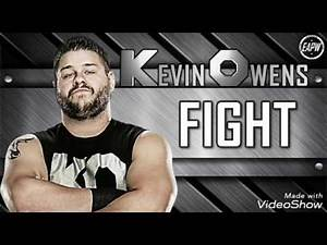 Kevin Owens - Fight (Official Theme)