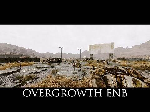 Fallout: New Vegas Mods - Overgrowth ENB