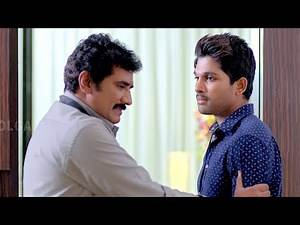 #S/O Satyamurthy Movie #AlluArjun Very Heart Touching Scenes