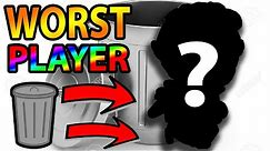 THE WORST PRODIGY PLAYER!!!
