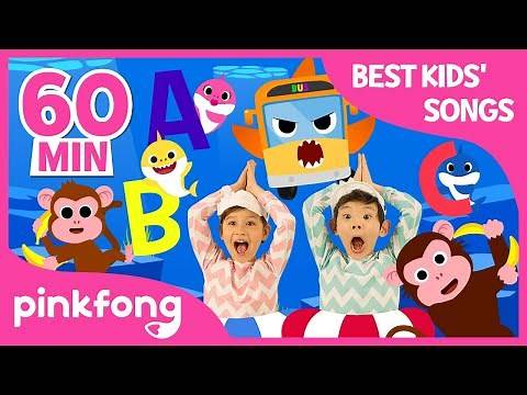 Baby Shark Dance and more   Compilation   Best Kids Songs   Pinkfong Songs for Children