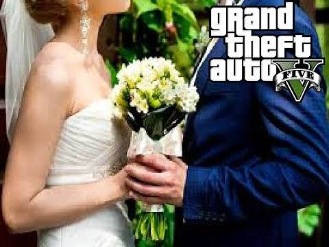 HOW TO GET MARRIED IN GTA 5