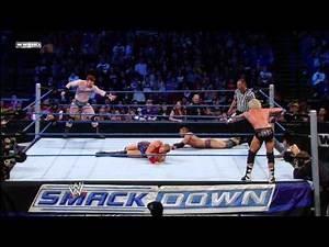 Friday Night SmackDown - Sheamus & Zack Ryder vs. Dolph Ziggler & Jack Swagger
