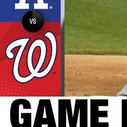 Dodgers vs. Nationals Highlights
