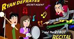 Ryan Defrates Secret Agent   Season 1   Episode 11   The Robot Recital   Chris Burnett