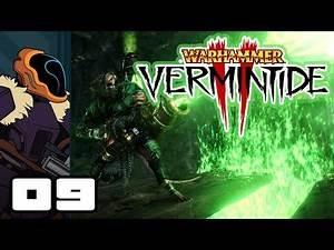 Let's Play Warhammer: Vermintide 2 - PC Gameplay Part 9 - Grosstown