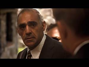 "Godfather ""Tom can you get me off the hook?"" HD"