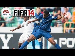 FIFA 14 Best Young Players in Career Mode - Kondogbia Player Review - BEAST CDM