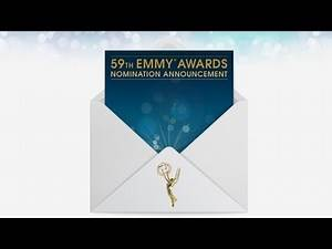 59th Emmy Awards Nomination Announcement