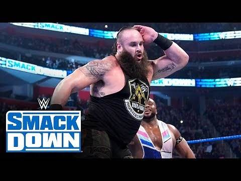 Braun Strowman breaks it down with The New Day: SmackDown, Dec. 27, 2019