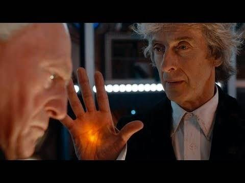 The First Doctor Enters The Twelfth Doctor s TARDIS | Christmas Special Preview | Doctor Who