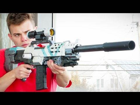 TOP 10 NERF GUNS OF 2020