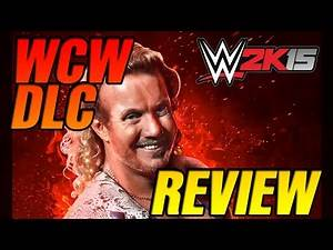 Review: WCW Pack DLC Content WWE 2k15 w/ Entrances