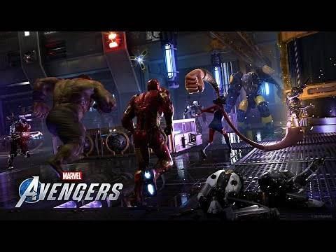 Marvel's Avengers | BETA Trailer