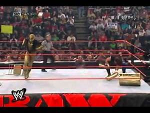 Goldust vs. Al Snow - WWE Raw 3/11/2002