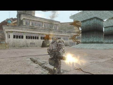 Fallout New Vegas Mods: Storming Area 51