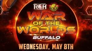 ROH/NJPW - War of the Worlds - Buffalo 2019.05.08