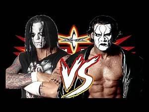 Vampiro vs Sting First Blood Match HD