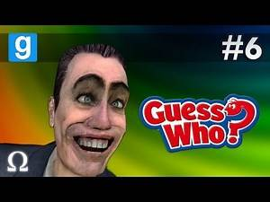 COMING OUT OF THE CLOSET?! | Guess Who #6 Garry's Mod