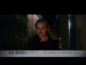"""The Invisible Man - """"Fight Back"""" TV Spot - In Cinemas February 28"""