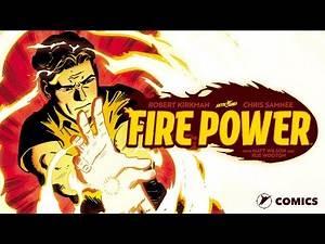 Fire Power by Kirkman & Samnee Comic Trailer