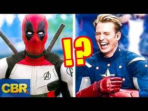 Deadpool And Other MCU Phase 5 Rumors