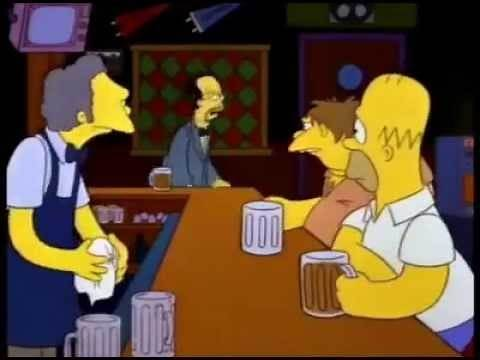 Joey Jo-Jo Junior Shabadoo. The Simpsons
