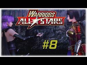 Warriors All-stars | Whoops! Ended the game! (#8) [PS4 Gameplay with Commentary]