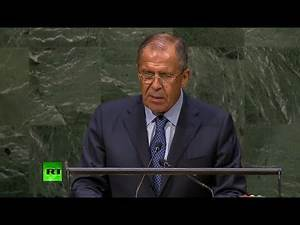 No one has monopoly on truth - Lavrov at UNGA 2014 (FULL SPEECH)