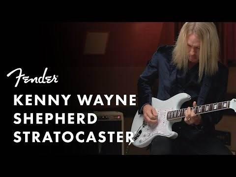 Kenny Wayne Shepherd Stratocaster | Artist Signature Series | Fender