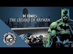 DC Graphic Novels - The Legend of Batman