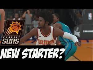 NBA 2K18 Suns MyGM   Our Defense Is Bad & We Need It To Be Not Bad