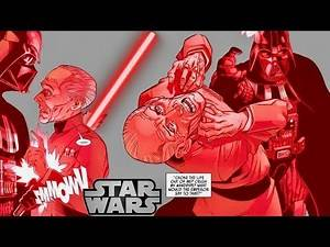 How Tarkin Pushed Vader Too Far and Was Almost Killed by the Sith Lord! (Canon)