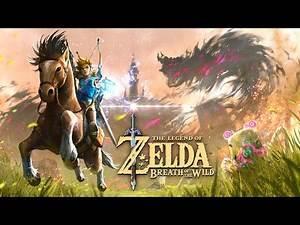The Legend Of Zelda: Breath Of The Wild Gameplay Part 5 - Hylian Shield, Epona & Wolf Link
