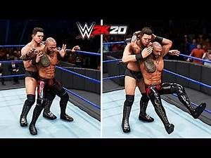 WWE 2K20 Top 10 Finisher to Finisher Reversals!!
